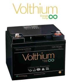 Volthium Aventura Battery 12V 50A