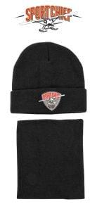 Sportchief-Black-Beanie-Neckwear-Kit