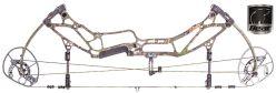 Bear-Archery-Legend-Series-LS-6-45-60-RH-Compound-Bow
