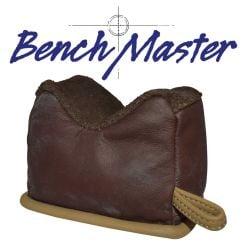 Sac de tir All Leather-Petit de Bench Master