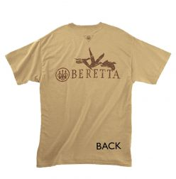 Beretta-waterfowl-tan-T-shirt
