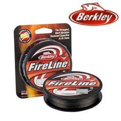 Berkley FireLine Original 125 yd, 8 lb Smoke
