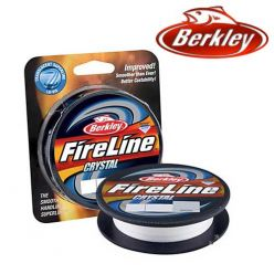 Berkley FireLine Crystal 125 yd, 14 lb