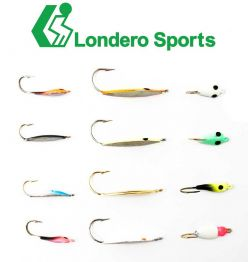 Londero Sports Set of 12 Jigs