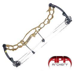 Black-Mamba-35-Sandstone-Bow