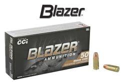 Blazer-Brass-38-Special-Ammunitions