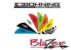 """BOHNING BLAZER VANE 2"""" pack of 100 Vanes"""