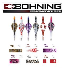 Bohning True Color  Combo Wrap Vane