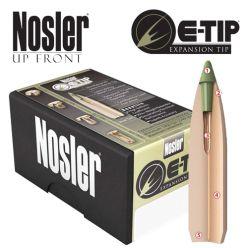 Boulets 6mm/90 gr de Nosler