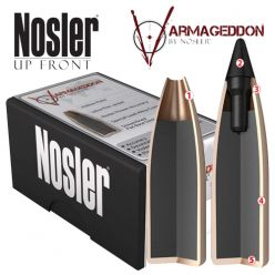 Nosler-22-Cal/40-Gr-Fb-Tipped-Bullets