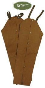 Boyt Harness Company Waxed Cotton Upland Chaps