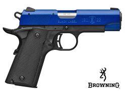 Browning-1911-22-Blue-Pistol