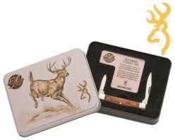 Browning 50th Anniversary Buckmark Classic 310 Gift Set