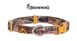 Browning-Classic-Webbing-Dog-Collar