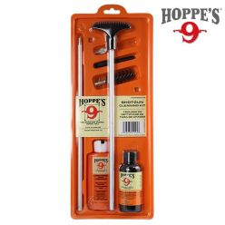 Hoppes 12ga Shotgun Cleaning Kit with Aluminium Rod