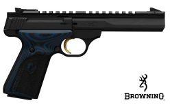Browning-Buckmark-22 LR-Pistol