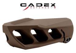cadex mx1 muzzle brake ssv