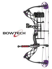Bowtech-Carbon-Rose-RH-Bow-R.A.K.-Kit