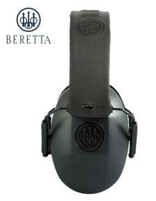 Casque-Anti-bruit-GridShell-Noir-Beretta