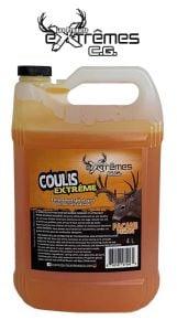 Produits Extrêmes Pecan Coulis Extrêmes for Deer & Moose 4 L
