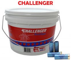 Challenger Shotshells 100 Pack 12ga. 2 3/4'' 1 1/8 oz #7.5 Handicap