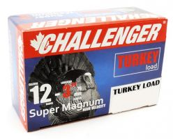 Challenger Shotshells Turkey Load 12 ga. 3''
