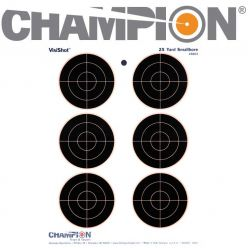 Cibles VisiShot Interactive de Champion