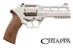 Revolver-à-air-Chiappa-Rhino-50DS-Nickel-177-bb