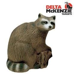 Delta-McKenzie-Raccoon-3D-Target