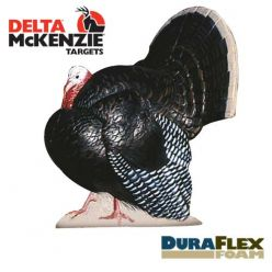 Cible 3D Pro Strutting Turkey de McKenzie
