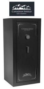 Canadian Shield 24+4 Gun Electronic Lock Safe