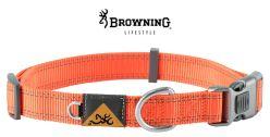 Collier pour Chien Classique Browning Petit Orange