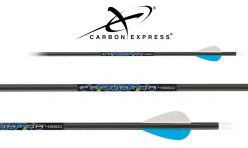 """Carbon Express Predator Fletched With 2"""" Assault™ Vanes"""