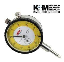 K+M Shooting Dial Indicator 0.001''