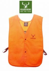 Ecotone Orange Safety Vest