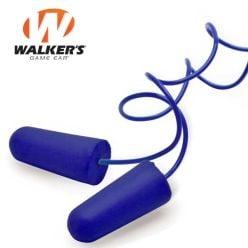 Walker's-Blue-Foam-Corded-Ear-Plugs
