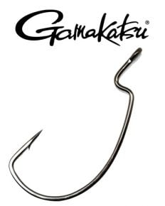 Gamakatsu Extra Wide Gap EWG Monster