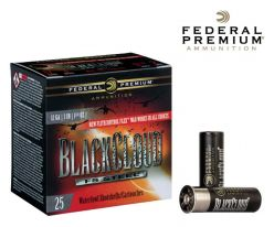 "Federal Premium BlackCloud 12 ga. 3"" 1 1/4 oz #2 Shotshells"