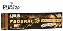 Federal HammerDown Handgun 44 Rem Magnum Ammunitions