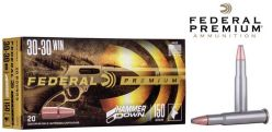 Federal HammerDown Rifle 30-30 Win Ammunitions
