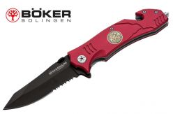 Fire-Fighter-Red-Folding-Knife