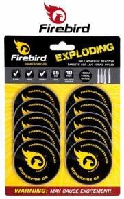 Firebird SniperFire 65 Exploding Targets