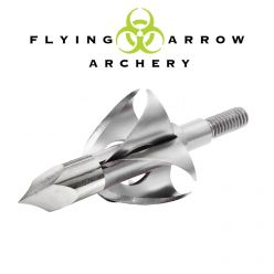 Pointes de chasse Toxic 125gr. de Flying Arrow