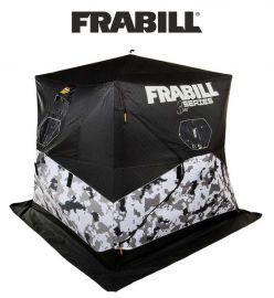 Frabill-Hub-Bro-Ice-Shelter