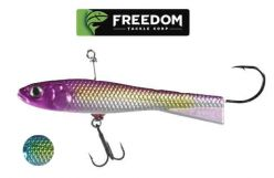 Freedom Tackle Trunback Shad 1.25'' Vertical Jig