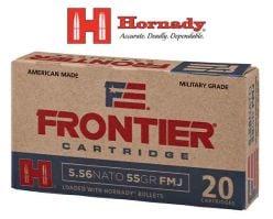 Frontier-223-Rem-Ammunitions
