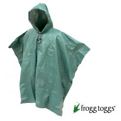 Frogg Toggs - 'ULTRA-LITE2', Green, One Size - Poncho