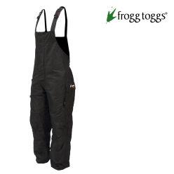 Frogg Toggs - TOADSKINZ, Men, Black - Bib Pant