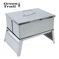 Green Trail G4601 1 Level portable smoker
