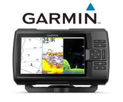 Garmin STRIKER™ Vivid 7cv With GT20-TM Transducer Fishfinder